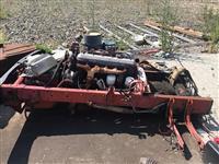 Motor Fiat i Kamionit te vogel