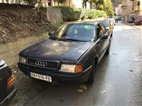 Audi 80 benzin plin gjami para krist