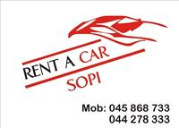 Rent a car sopi