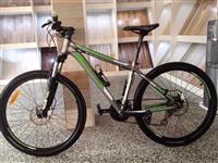 Biciklet + biciklet fitnesi