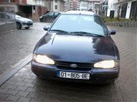 Shes Ford Mondeo 1.8 TD.