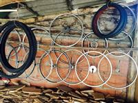 Goma Dhe bandasha per bicikleta