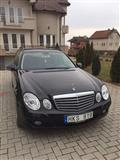 Mercedes E220 automatik EvO