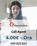 Agjent Telefonik , HomeOffice , Callcenter