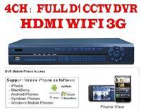 CCTV DVR 4CH