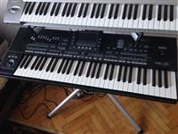 shes korg pa 3x