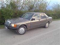 Mercedes 190 D, 10 muaj regjistrim