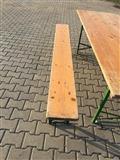Tavolina me karrika