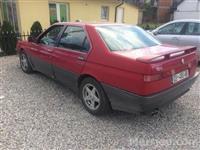 Alfa Romeo 164 shitet ndrrrohet