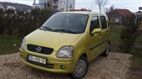 Opel agila 1.6 benzin viti 2000