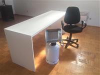 Tavoline Karrige dhe Plin per Ngrohje