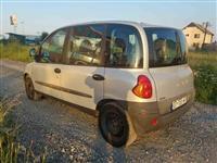 Fiat Multipla 1.9 JTD RKS 1 Vit - Bejm Ndrrim