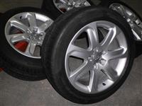 Alufelgen Orginal Audi A5+A6+A8 me Goma