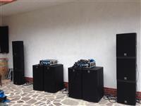 Electro voice plasma P1/P2,Dynacord madras aktiv