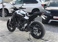 YAMAHA MT 07 2018 ABS