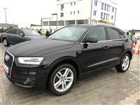 Audi Q3 dizel 2014