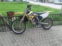 Suzuki 250cc 4t