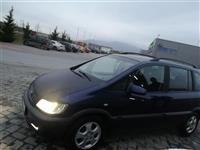 Opel Zafira 2001 2.0 DTI 16V Turbo Diesel