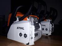 Shes 2 motorr STIHL original te ardhur nga Ch