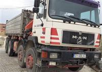 Shitet kamioni MAN 4-aks