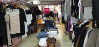 Tekstil per femra rroba lire mbyllet butiku