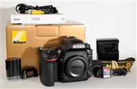 Complete Nikon D750 + AF-S Nikkor 24-120mm kit