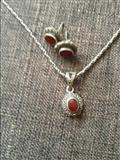 Set Argjenti guri opal Arg 925