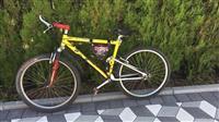 Biciklet shum e ruajtne e ardhun nga zvicrra