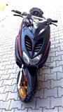 Yamaha aerox 101cc