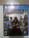 Shitet Assassins Creed Syndicate (PS4)