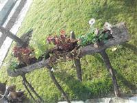 Zbukurim per lule  druri pisha
