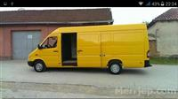 Mercedes sprinter viti 2005