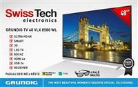 """Grundig UHD 4K TV 48"""" Smart 3D"""