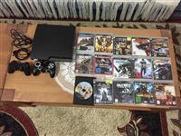 Shitet urgjent PS3 me 15 lojra te ndryshme
