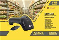 SUNLUX XL 9309 WIRELESS BARCODE SCANNER 1D