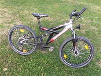 Bicikllen nga gjermania me disqe