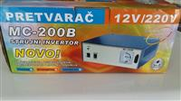 INVERTOR ME BATERI 1 VIT GRANCION