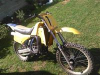 Shes motorr suzuki 125cc full cross