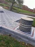 Bejm rregullimin e oborreve me kupza te betonit