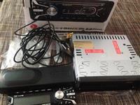 Kasetofon, USB, MemoryCard, Fllesh, Blutooth