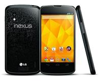 LG nexus 4 16gb 2gb ram quad core 4 procesor