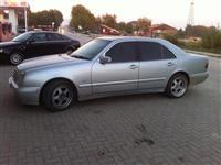 Mercedes e class w210 2.2 CDI