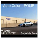 AUTO LLAKER - POLIR (Poliri vetem 40 euro)