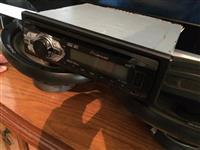 Radio Pioner&Autoperlant450Wat