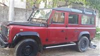 Land Rover Defefender 110