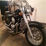 Shes Kawasaki VN classic 800cc rks