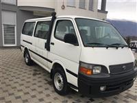 Kabina - Toyota Hiace  2004