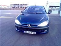 Peugeot 206 2.0 HDI viti 2003 regjistrim i skadun
