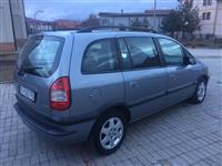 Opell Zafira 2.0 Dizelle Viti 2004 7 Ulse