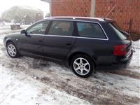 She's Audi a6  2.5 tdi me I tkuqe dizell tiptronik